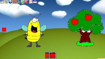 Screenshot of Custom coloring book free