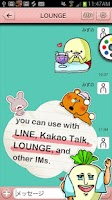 Screenshot of Sticker Shop for LINE Facebook