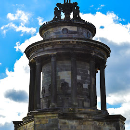Monument on Regent Road, Edinburgh by Lyndsay Hepburn - Buildings & Architecture Statues & Monuments ( regentroadmonument, monumentregentroadedinburgh, statueedinburgh, monument, regentroadedinburgh )