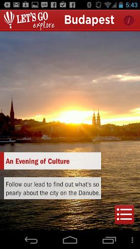 Explore Budapest