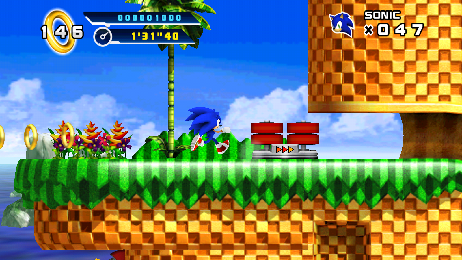 Sonic 4™ Episode I Screenshot 6