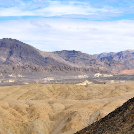 Death Valley by Janice Burnett - Landscapes Deserts ( death valley national park, desert, nature, outdoors, usa, arrid )