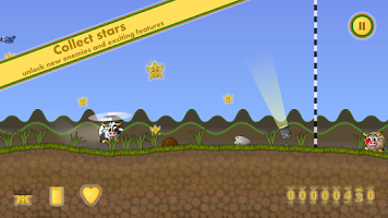 Screenshot of Cow Copter