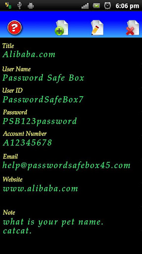 玩工具App|Password Safe Box免費|APP試玩