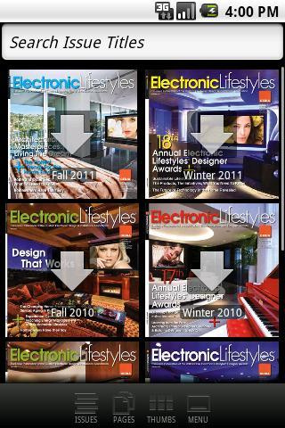 CEDIA Electronic Lifestyles®