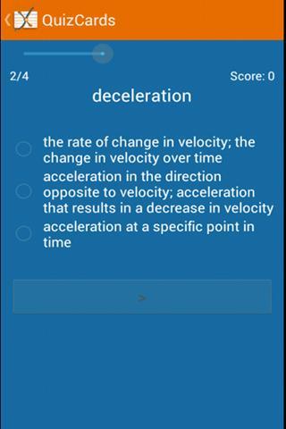 【免費教育App】QuizCards-APP點子