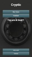 Screenshot of Cryptic FREE