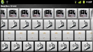 Screenshot of BeatBox Droid Drum Kit 2 Free