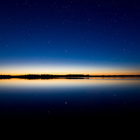by Beaver Tripp - Landscapes Starscapes