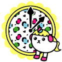 Mame-Pamyu ClockWidget[3] icon