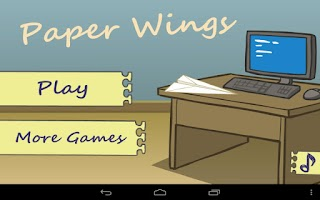 Screenshot of Airplanes Games Plane Paper