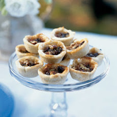 Kentucky Chocolate Nut Tartlets