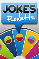 Screenshot of Jokes Roulette