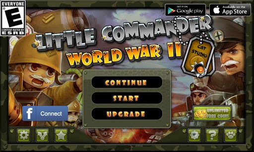 Little Commander - WWII TD