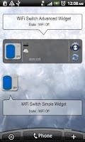 Screenshot of WiFi Switch