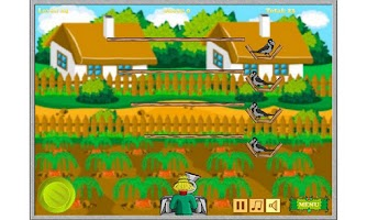 Screenshot of Garden Defender