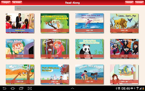 Free Download Read-Along APK for Blackberry
