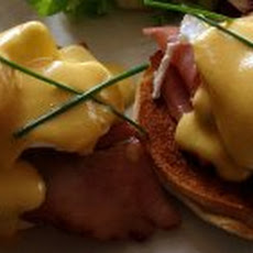 Healthier Eggs Benedict Recipe