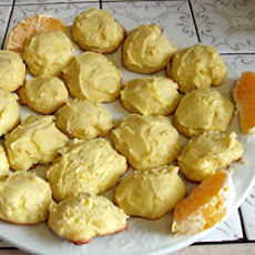 Beth's Orange Cookies