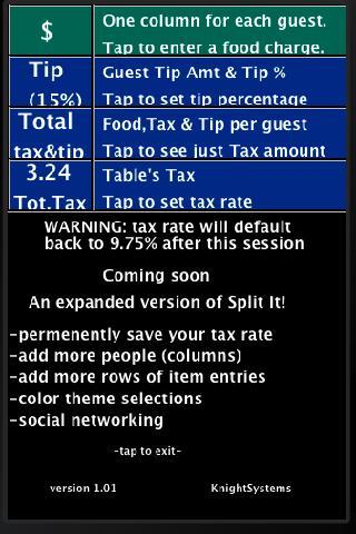 免費工具App|Split It|阿達玩APP