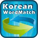 Korean English Word Match icon