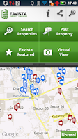 Screenshot of Property Search India- Favista