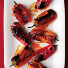 Chorizo-Stuffed Mini Sweet Peppers