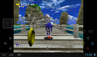 Screenshot of Reicast - Dreamcast emulator