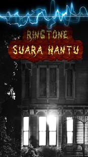 Suara Hantu Ringtones- screenshot thumbnail