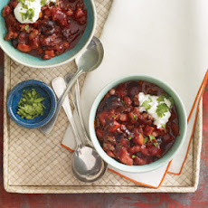 Cherry Chipotle Chili