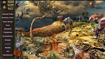 Screenshot of Amazon: Hidden Expedition