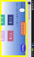 Screenshot of Fourth Grade Kids Math GuruPro