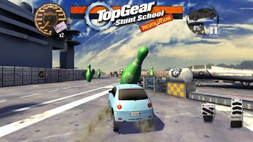 Screenshot of Top Gear: Stunt School SSR Pro