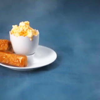 Heston Blumenthal's bacon and egg ice-cream