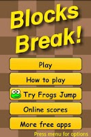 Screenshot of Blocks Break