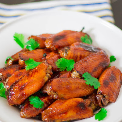 Vietnamese Style Chicken Wings