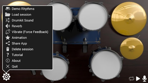 Drum Solo HD APK screenshot thumbnail 4