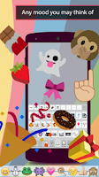 Screenshot of ai.type Emoji Keyboard plugin