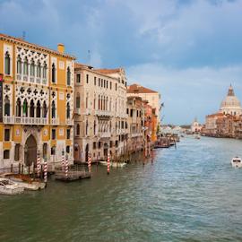 Venice by Alecu Gabriel - City,  Street & Park  Street Scenes ( europe, venice, italy )