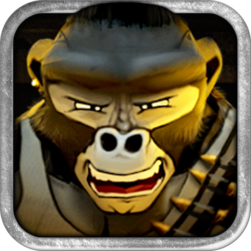 Battle Monkeys Multiplayer file APK for Gaming PC/PS3/PS4 Smart TV