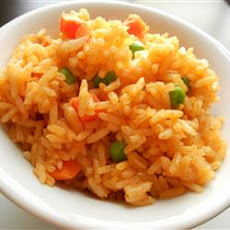 Quick and Easy Spanish Rice