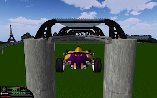 Screenshot of Speed on Racer 3D LITE