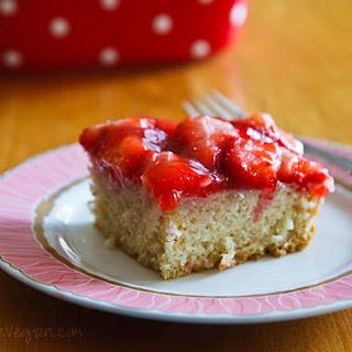 Strawberry Snack Cake Recipes