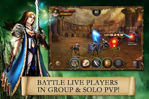 Screenshot of Legend of Lords