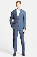 Burberry London 'Milbank' Wool Suit