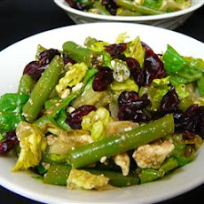 Green Bean Salad with Feta