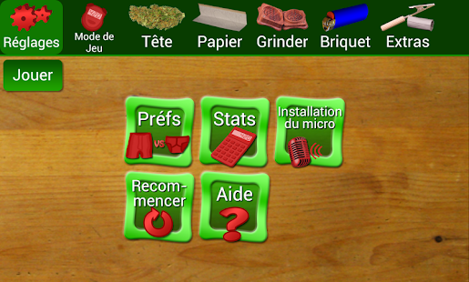Screenshots  Roule un pétard (Roll A Joint)