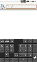 Screenshot of Typing Keyboard