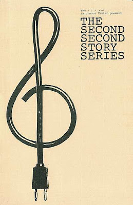 Second Second Story Series - April & May 1978 - program booklet cover