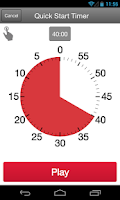 Screenshot of Time Timer for Android